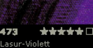 FARBA OLEJNA 35 ML SCHMINCKE MUSSINI - 473 Lasur-Violett - 2429001472