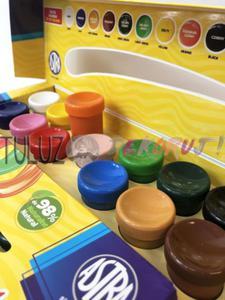 Farby plakatowe Astra 12 kolorów 20 ml - 2846603881