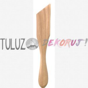 03 Szpatułka drewniana duża - 2832340689