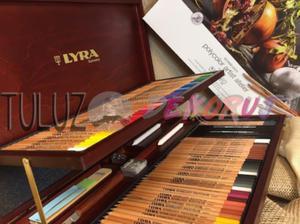 Lyra Rembrandt Polycolor zestaw 105 elementów - 2832340837
