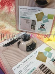 Tablica do bigowania kart i kopert - 2851019149