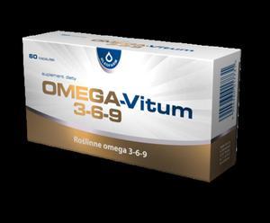 Biomegalin 3-6-9 500 mg 60 kapsułek - 2824951475