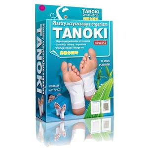 Z OKAZJI DNIA OJCA Plastry oczyszczające TANOKI (na stopy) 10 szt - 2824951564