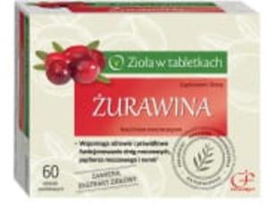 Żurawina 60 tabletek - 2824951588
