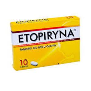 Etopiryna 10 tabletek - 2824951589
