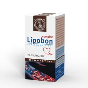 Lipobon complex Bonimed 60 kaps - 2860037427