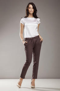 Subtelna i delikatna bluzeczka - biały - B15 - 1897956771