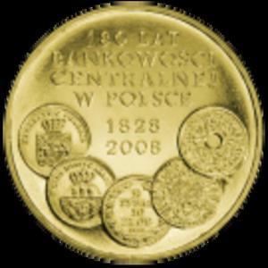 2 zł 2009 180 lat bankowości centralnej w Polsce - 2833160602