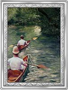 Kongo - 10 franc 2009 - (XIV) Arcydzieła Malarstwa Światowego - 2833160537