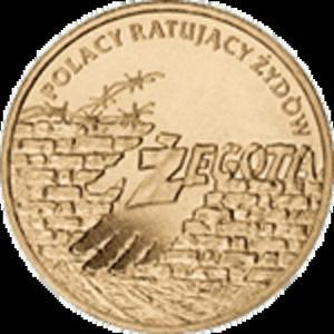 2 zł 2009 Polacy ratujący Żydów - 2833160301