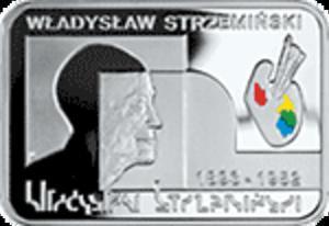 20 zł 2009 Władysław Strzemiński - 2833160283