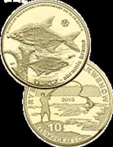 10 Złotych rybek 2010 - Leszcz - 2833160028