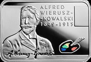 20 zł 2015 Alfred Wierusz-Kowalski - 2833159548