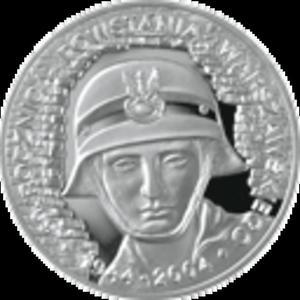 10 zł 2004 60 Rocznica powstania Warszawskiego - 2833161410