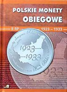 Album na monety obiegowe II RP - 1923-1933 - 2833160728
