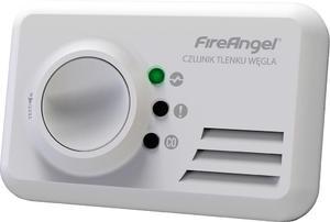 Detektor czujnik czadu CO-9x-10-PL tlenku węgla FireAngel - 2888909803