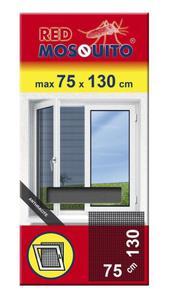 Moskitiera 75x130cm na okno- siatka przeciw owadom - 2859530218
