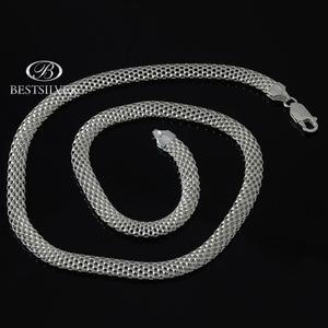Naszyjnik srebrny W - 2841530164