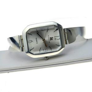 Zegarek Damski srebrny ze srebrn - 2863932761