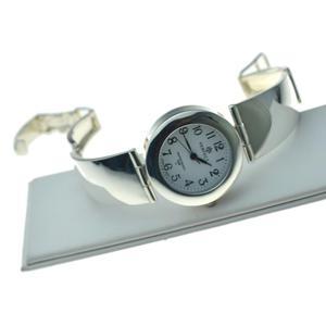 Zegarek Damski srebrny okr - 2863932762