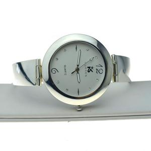 Zegarek Srebrny z okr - 2863932764