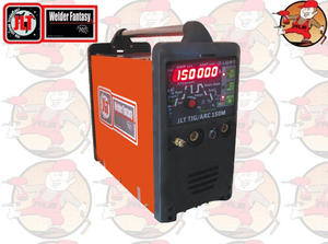 150A TIG/MMA JLT PRO 150 DC Welder Fantasy - 2863684299