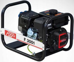 F3001 Agregat prądotwórczy FOGO 2,5 kW 230V z silnikiem FOGO F 3001 - 2848099638