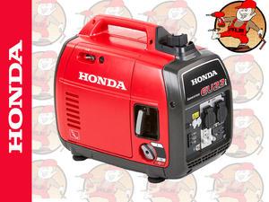 EU22i Agregat prądotwórczy inwerterowy HONDA z GX100 230V 2,2 kW + GRATIS* - 2865974929