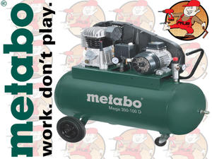 Mega350-100D Sprężarka Mega 350-100 D, 601539000