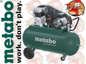 Mega350-100W Sprężarka Mega 350-100 W, 601538000