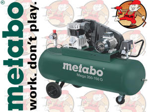 Mega350-150D Sprężarka Mega 350-150 D, 601587000