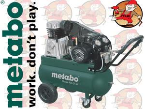 Mega400-50W Sprężarka Mega 400-50 W, 601536000