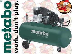 Mega520-200D Sprężarka Mega 520-200 D, 601541000