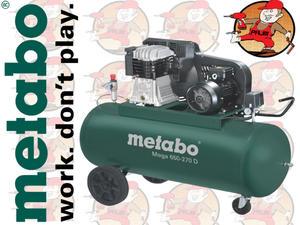 Mega650-270D Sprężarka Mega 650-270 D, 601543000