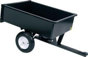Przyczepka Oleo-Mac (przeznaczony do traktorków o mocy silnika od 11,5 KM)