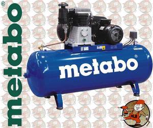 Profi1210-11/500 Sprężarka tłokowa Metabo Profi 1210-11/500, 4116020968