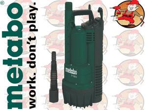 TP12000SI Pompa zanurzeniowa TP 12000 SI, płytko zasysająca 0251200009