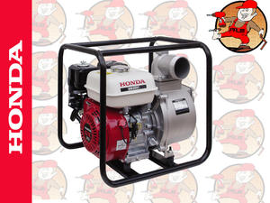 "WB30XT Pompa spalinowa do wody HONDA z GX160 1100 l/min 2,3 ATM 3"" + GRATIS* WB 30 XT 5 lat gwarancji - 2825624470"
