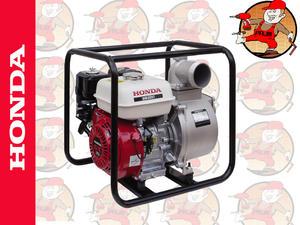 "WB30XT Pompa spalinowa do wody HONDA z GX160 1100 l/min 2,3 ATM 3"" + GRATIS* WB 30 XT 5 lat..."