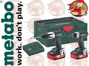 Combo2.1.318 Zestaw akumulatorów 18 volt Combo 2.1.3 18 V SBLT+SSD 685032000