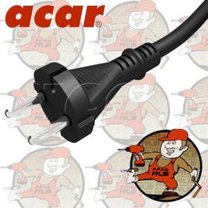 SPZ-US SZNUR 3X1,5 3M przewód przyłączeniowy do narzędzi guma ACAR P.SPZ-US.3X1.5/3M.H05RR....