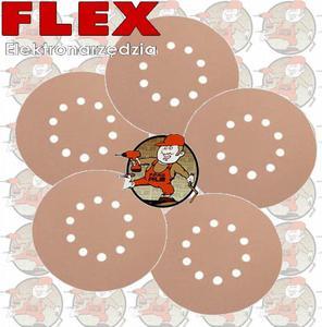 WST700Vario i WST700Vario PLUS Papier na rzep do Żyrafy FLEX 225mm ORYGINALNY - Granulacja: K80...
