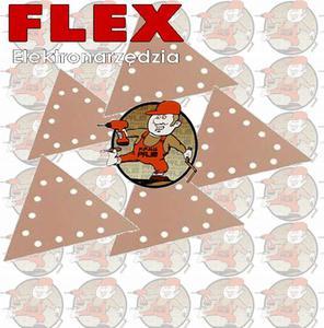 WST700Vario PLUS Papier na rzep do Żyrafy FLEX 300x250 Trójkątny ORYGINALNY - Granulacja:...