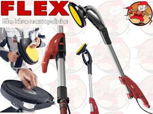 GE5R Żyrafa FLEX + wąż + torba, szlifierka do gipsu FLEX GE 5 R + wąż + torba, NOWOŚĆ 2014 ROKU