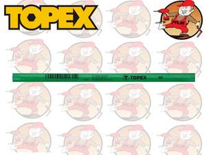 Ołówek murarski 240mm 4H Topex, 14A801