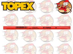 Ołówek stolarski 240mm HB Topex, 14A800