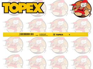 O�ówek do szk�a 240mm R Topex, 14A802