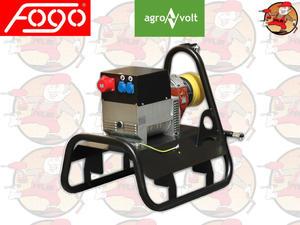 AV18 Agregat prądotwórczy rolniczy WOM FOGO AGROVOLT 18,0 kVA 230/400V napędzany WOM AV 18