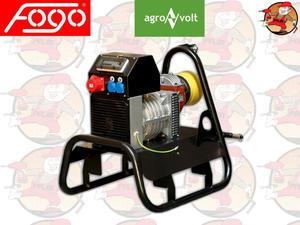 AV22 Agregat prądotwórczy rolniczy WOM FOGO AGROVOLT 22,0 kVA 230/400V napędzany WOM AV 22