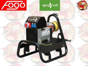 AV27 Agregat prądotwórczy rolniczy WOM FOGO AGROVOLT 27,0 kVA 230/400V napędzany WOM AV 27